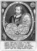 Crispin de Passe Portrait of Sir Francis Drake...