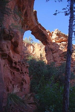 Devil's Arch, Sedona