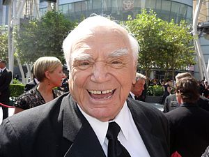 English: Ernest Borgnine at the Creative Arts ...