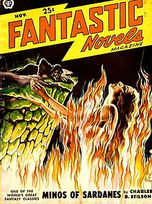 Fantastic Novels   Wikipedia Fantastic Novels