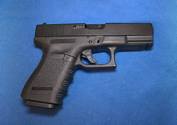 Glock 19 Pistol,