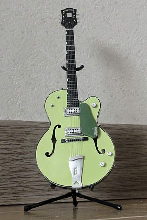 Gretsch G6118 Anniversary This model was first...