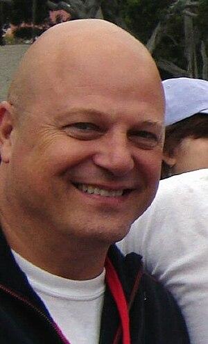 Actor Michael Chiklis