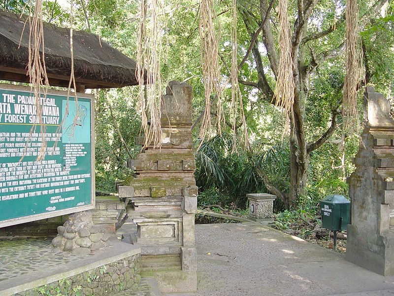 File:Monkey Forest, Ubud 200507-1.jpg