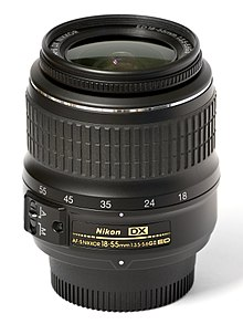 Nikor 18mm-55mm DX
