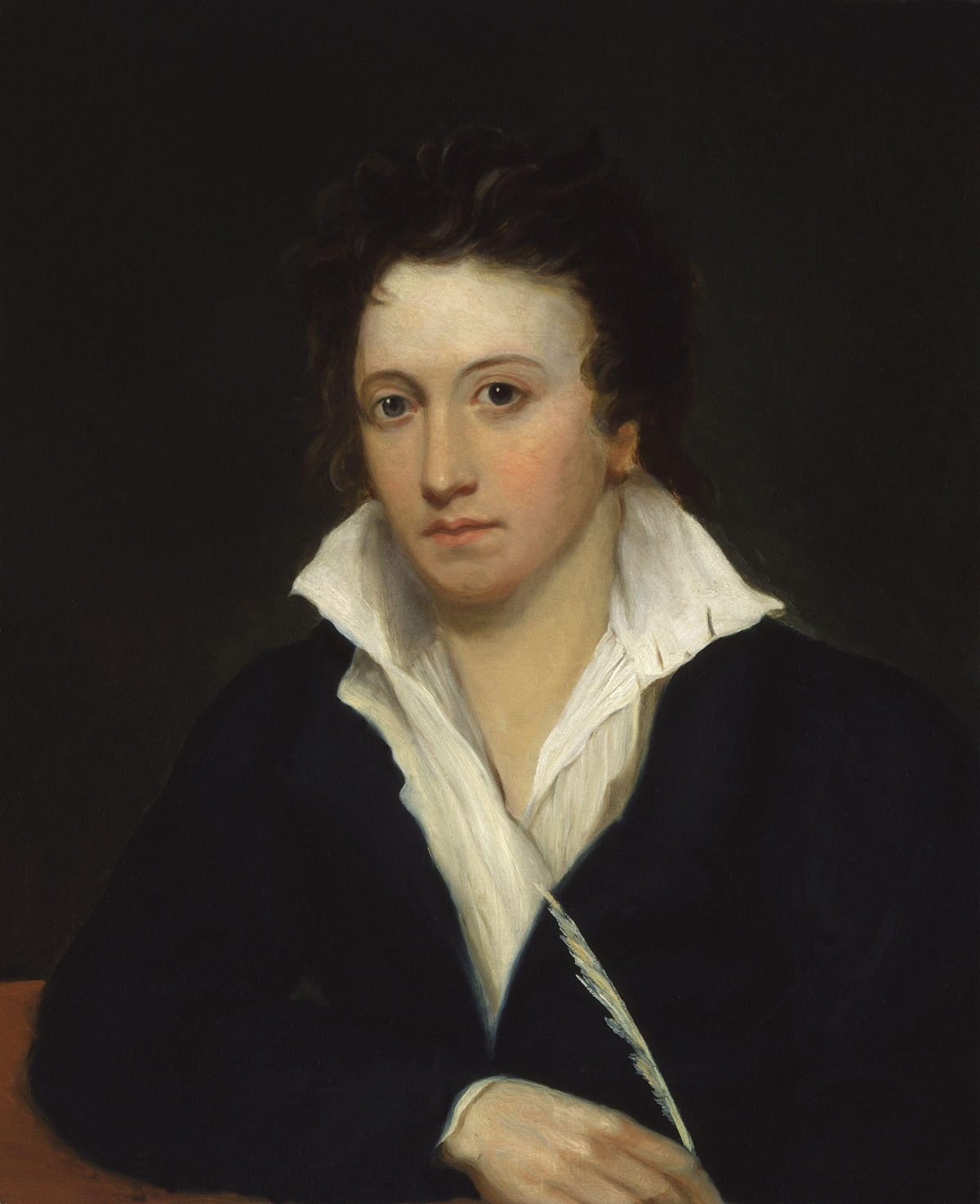 Percy Bysshe Shelley   Wikipedia