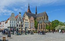 Neuer Markt Rostock Wikipedia