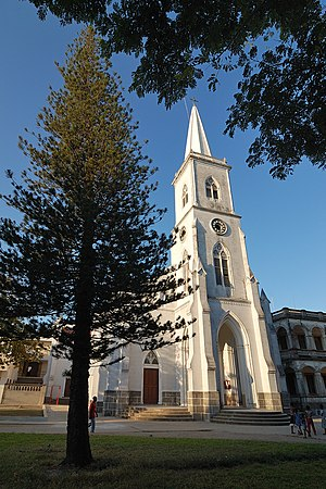 Beira Cathedral, Beira, Moçambique