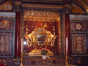 """""""Sacra Culla"""" in Basilica di Santa M..."""