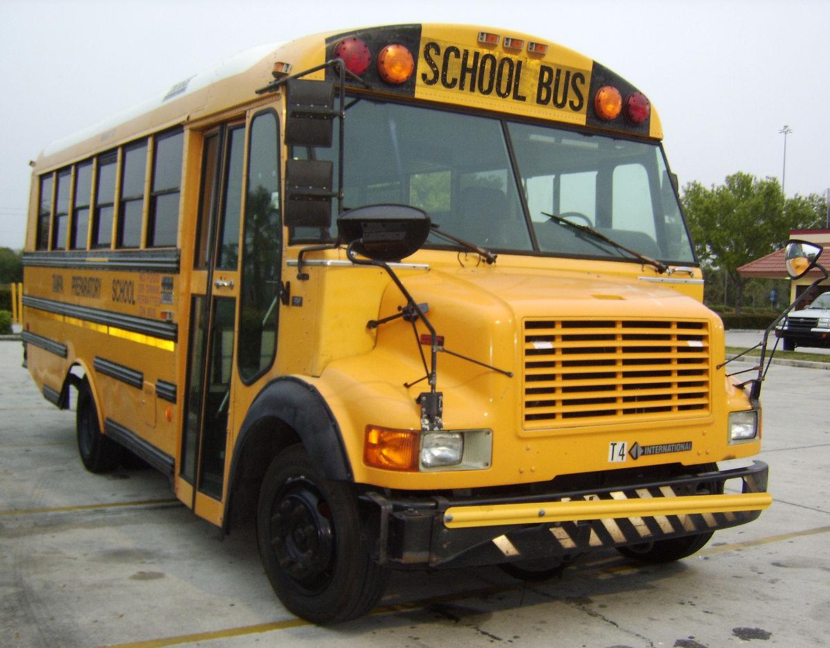 Built Thomas 2001 Bus Mini