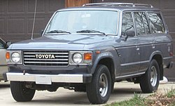 Toyota Land Cruiser (FJ62LG)