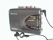 Walkman Sony (Imagen: Wikipedia)