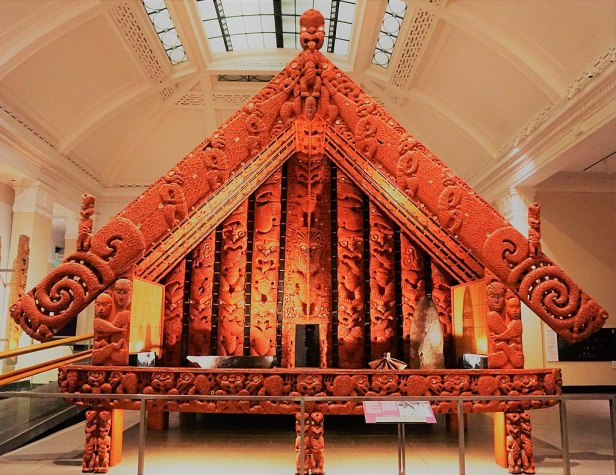 Auckland War Memorial Museum - Joy of Museums - Te Puawai o Te Arawa, Pātaka 2