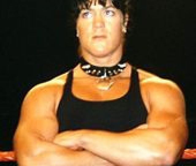 Chyna Standing In Ring