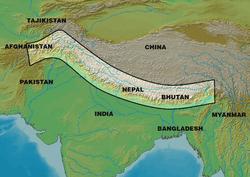 هیمالیا - ویکیپدیا، دانشنامهٔ آزاد