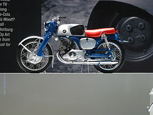 Honda. The Art of the Motorcycle Las Vegas