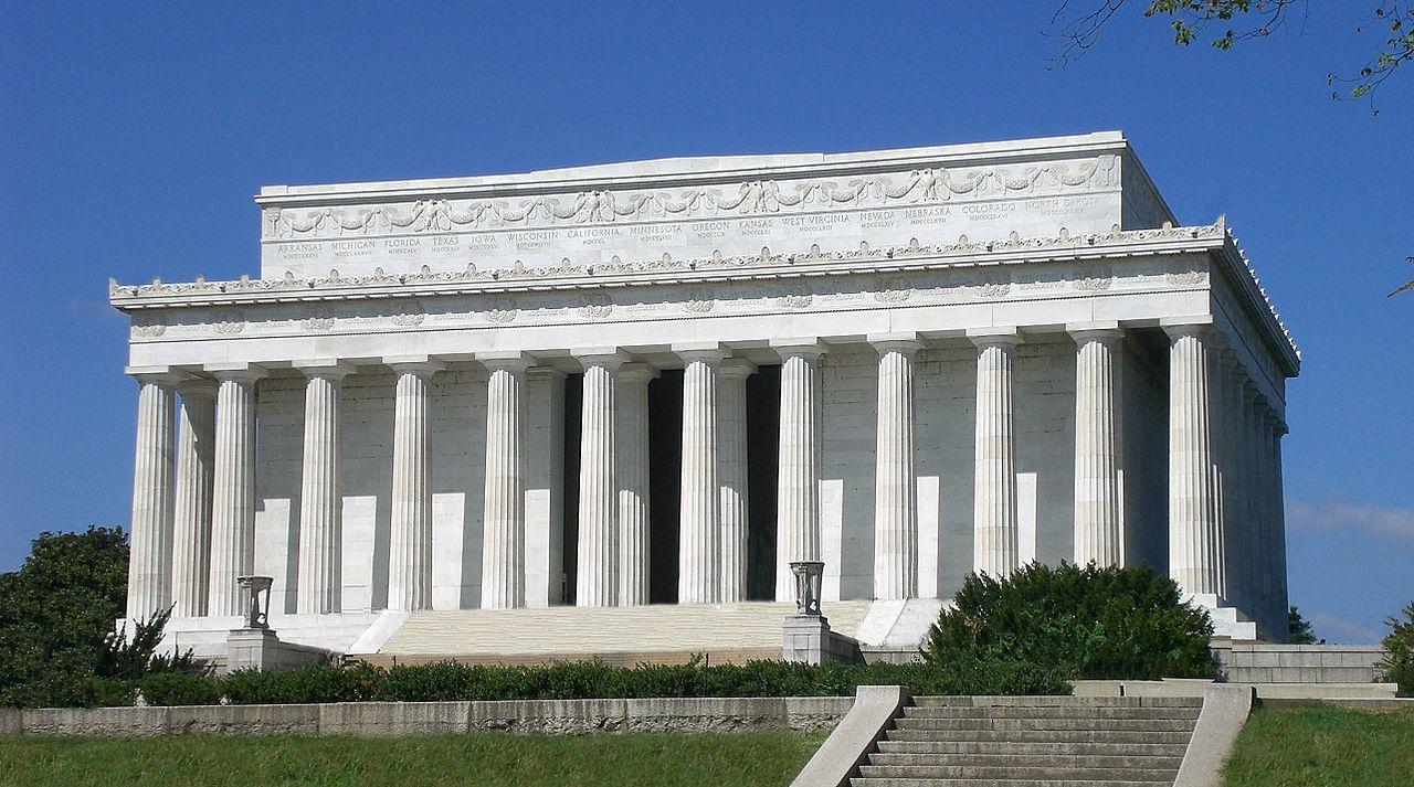 File:Lincoln-Memorial WashingtonDC Crop.jpg