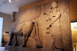 Magical Guardian From Palace of Sargon-5981009105