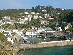 English: Polperro, also in Cornwall, has been ...