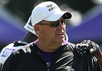 English: An image of Rex Ryan during his tenur...