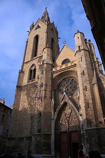 Saint-Jean-de-Malte Church, place Saint-Jean-d...