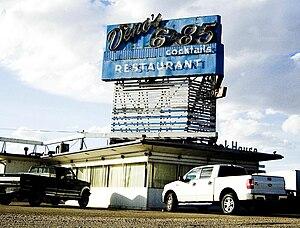 Denos 6 & 85 Truck stop, Commerce City, Colora...