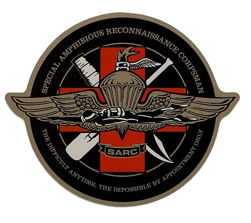 US Navy SARC Insignia