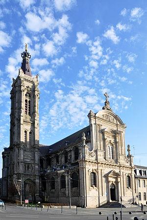 Français : Cathédrale Notre-Dame de Grâce de C...