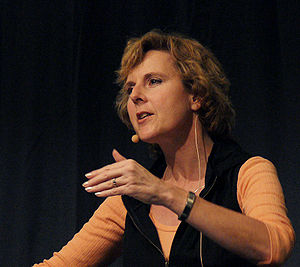 Connie Hedegaard, Danish politician, minister ...
