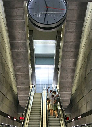Copenhagen Metro Christianshavn station
