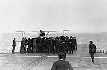 Dunning First Moving Carrier Landing IWM Q 110613.jpg