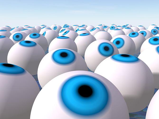 Eye farm