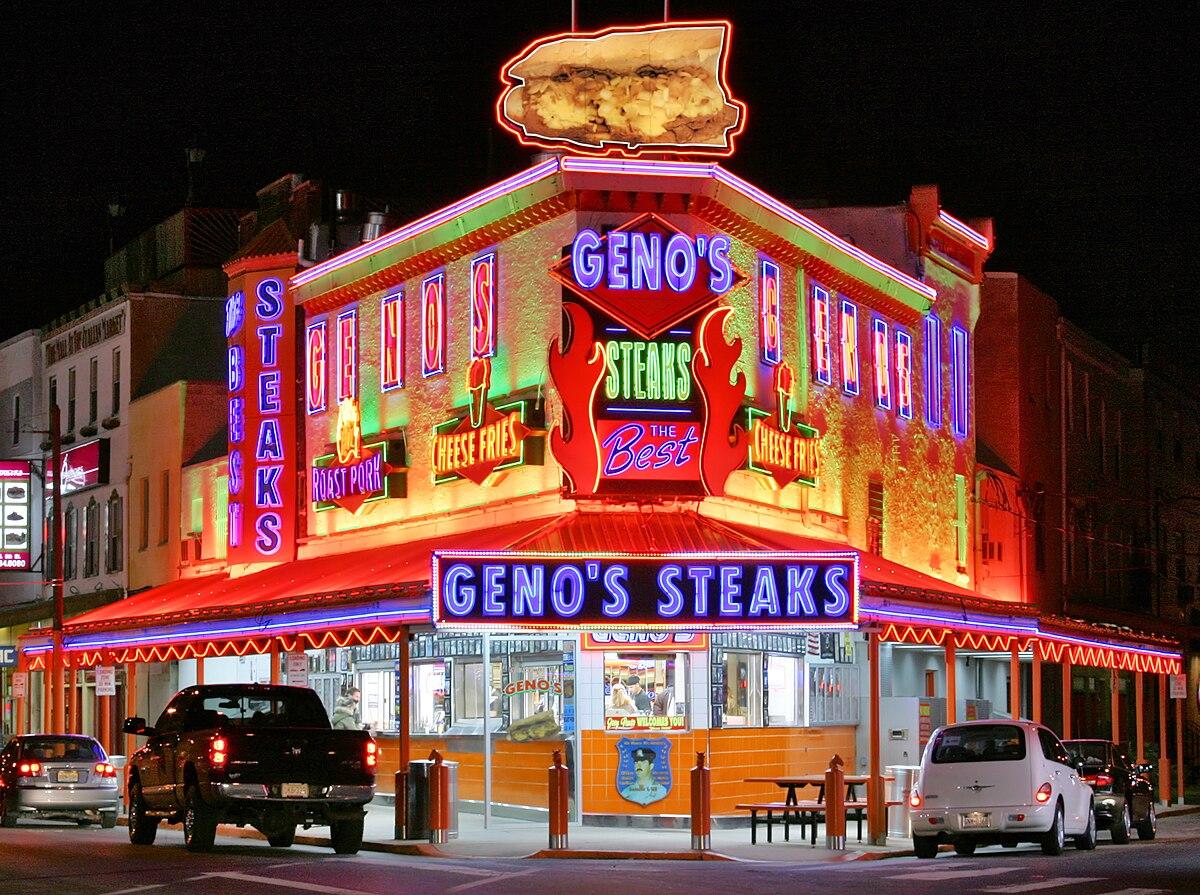 Geno Philly Cheesesteak S