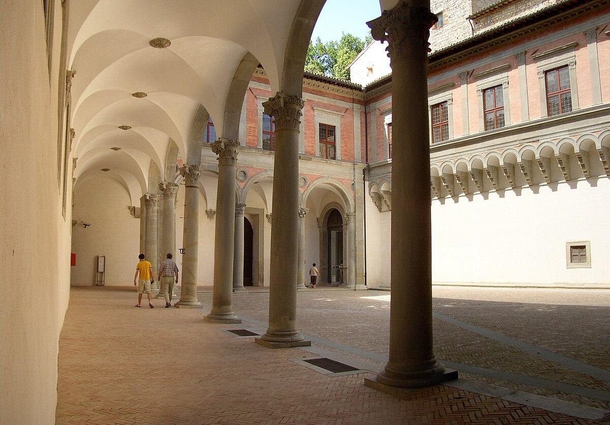 Palazzo Ducale Gubbio Wikipdia