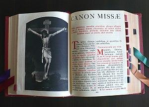 Roman Missal (editio tipica 1962)