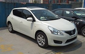 Nissan Tiida  Wikipedia