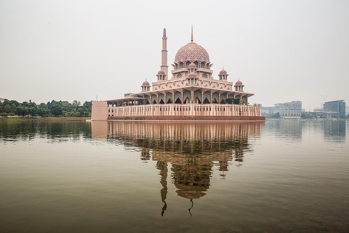 Putra Mosque Wikipedia