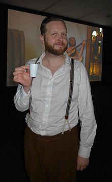 Ragnar Kjartansson (Performancekünstler) – Wikipedia