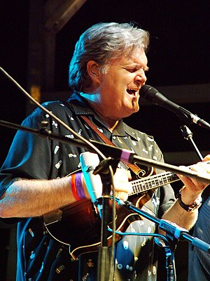 English: Ricky Skaggs and Kentucky Thunder
