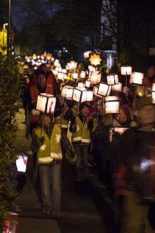 Lichterfest Wikipedia