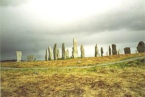 English: Stone Circle