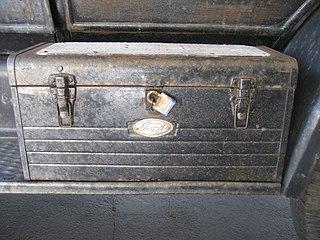 storage chest wikipedia