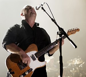 English: Pixies headline at the Brixton Academy