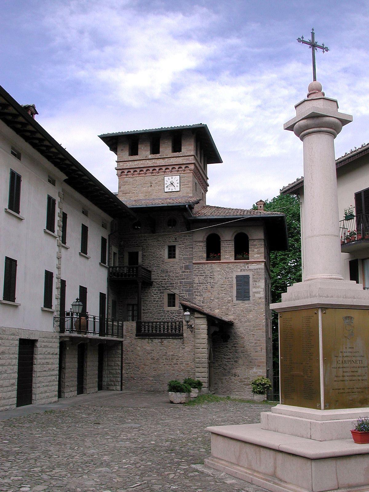 Carpineti Wikimedia Commons