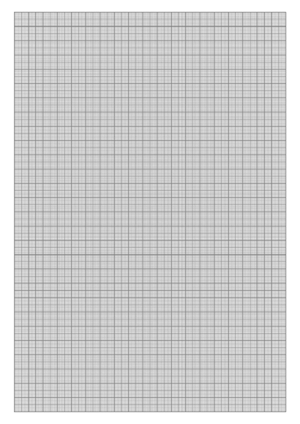 1 4 Inch Graph Paper