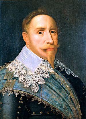 King Gustavus Adolphus of Sweden
