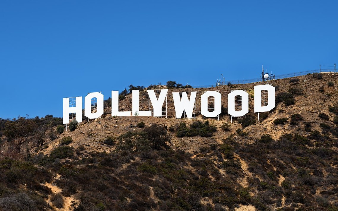 Image result for hollywood sign
