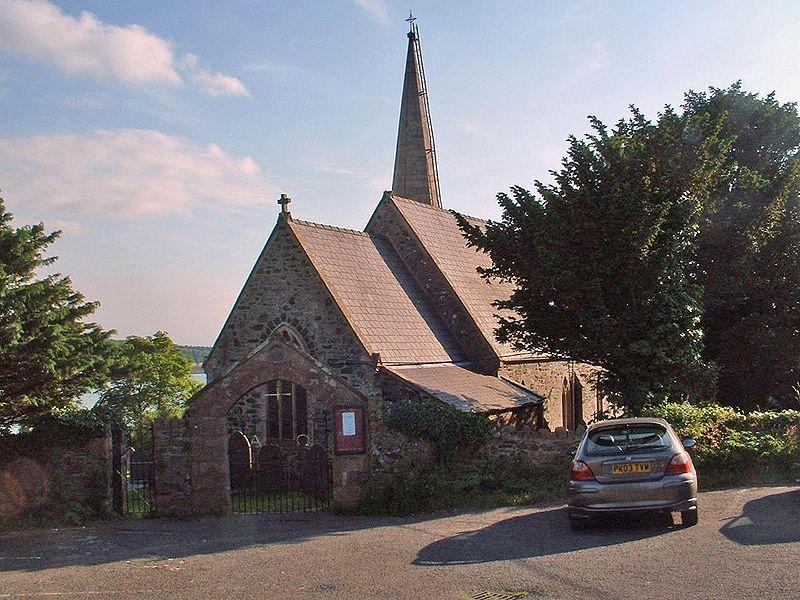File:Llanfair Church.jpg