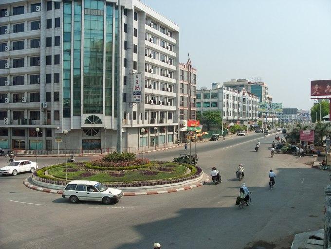 မန္တလေးမြို့ - ဝီကီပီးဒီးယား