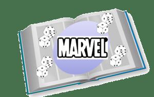 Português: Marvel RPG